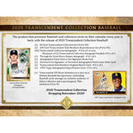 Topps 2020 Topps Transcendent Collection Baseball Box