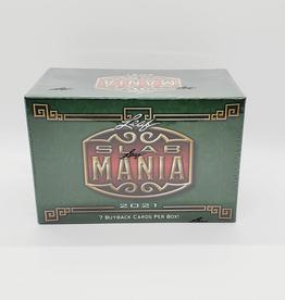 Leaf Trading Cards 2021 Leaf Slab Mania Hobby Box