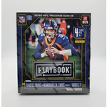 Panini America 2020 Panini Playbook Football Hobby Box