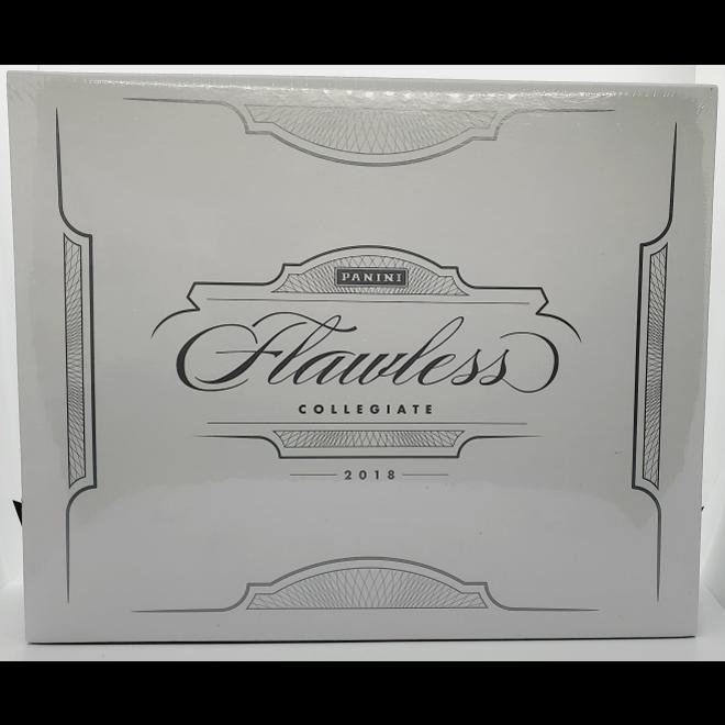 2018-19 Panini Flawless Collegiate Basketball Hobby Box