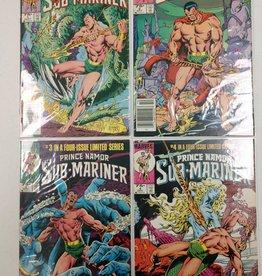 Marvel Comics Sub-Mariner #1-4