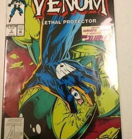 Marvel Comics Venom Lethal Protector #3