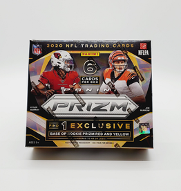 Panini America 2020 Panini Prizm Football T-Mall Box