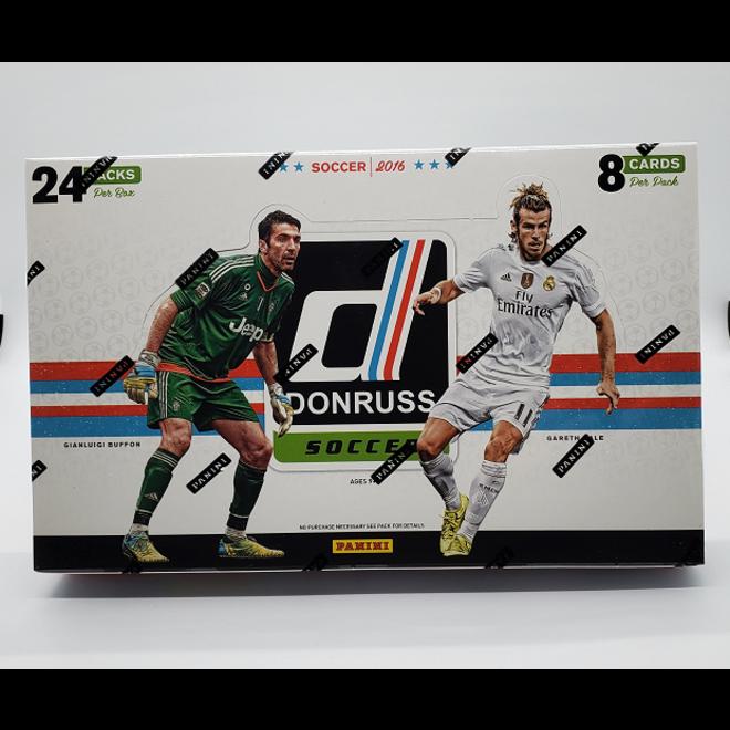 2016-17 Donruss Soccer Hobby Box