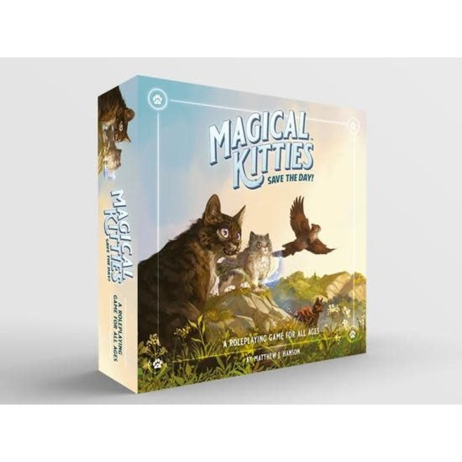 Magical Kitties Save The Day: 2nd Edition RPG
