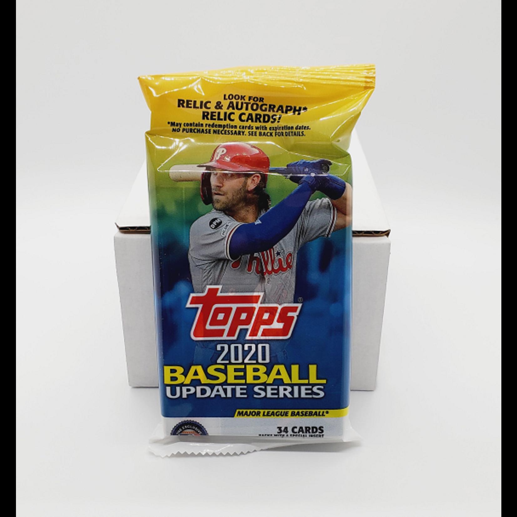 Topps 2020 Topps Update Series Baseball Fat Pack