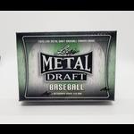 Leaf Trading Cards 2020 Leaf Metal Draft Baseball Hobby Box