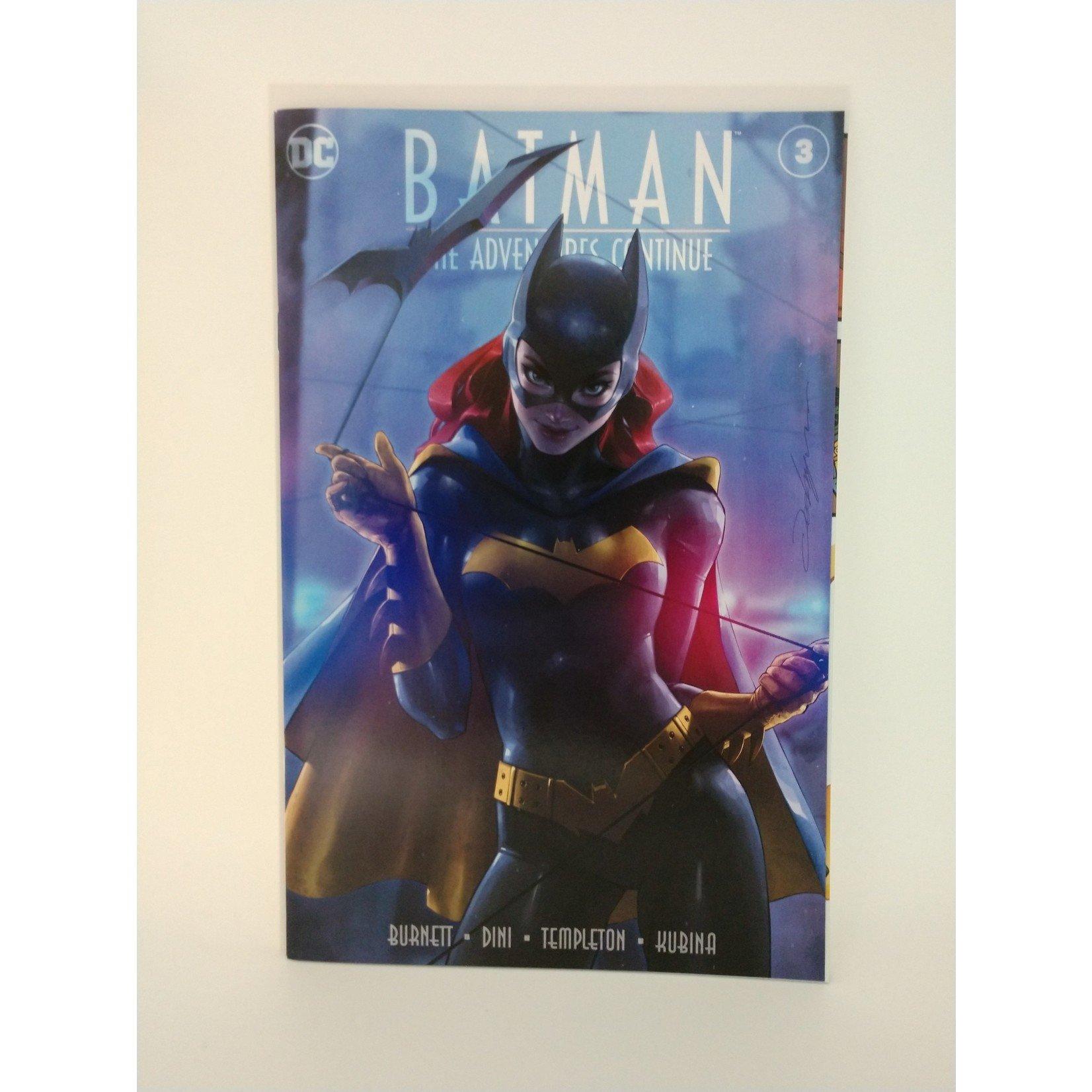 Marvel Comics Batman The Adventures Continue #3 (Jeehyung)
