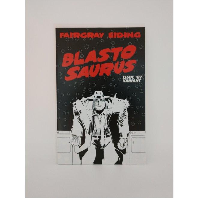 Blasto Saurus #07 Sin City Comicspro Variant
