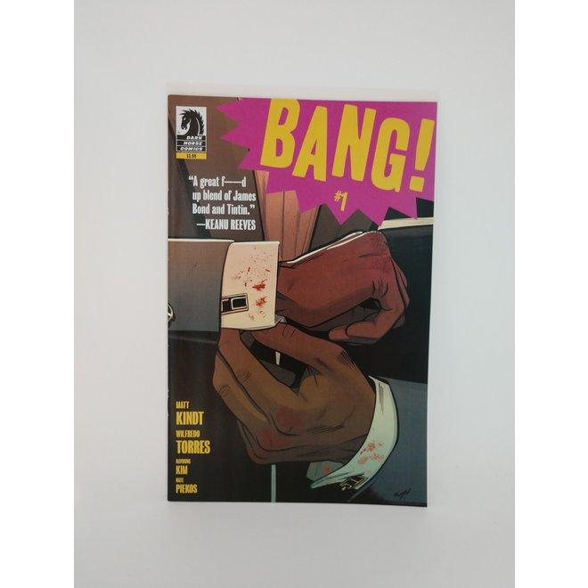 Bang #1, NM, Ashcan Variant