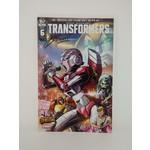 IDW PUBLISHING Transformers #6 Greater Austin Comicon Var, Sig Matt Frank 2019
