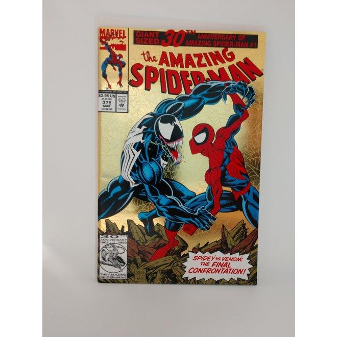 Amazing Spider-Man #375, Giant-Sized 30th Anniv