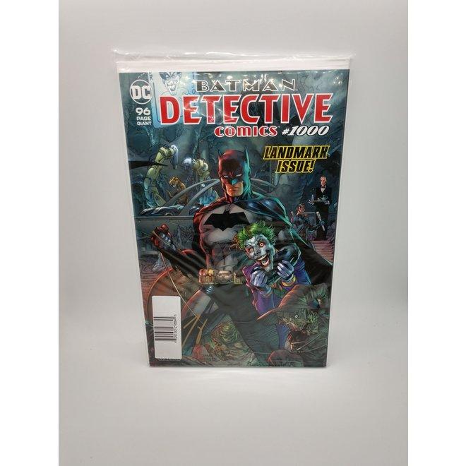 DF Batman Detective Comics #1000 Tom King Gold Sig