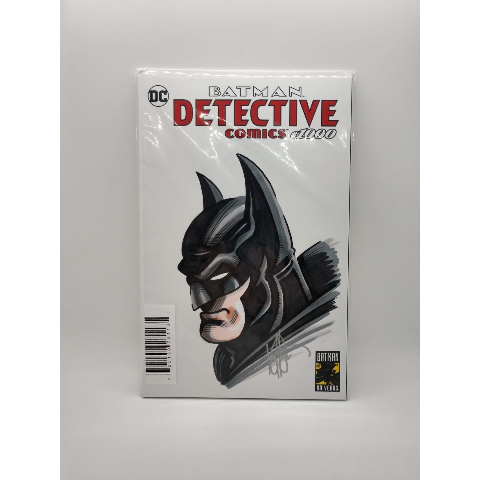 DF Batman Detective Comics #1000 Ken Haeser Sgn/Rmk