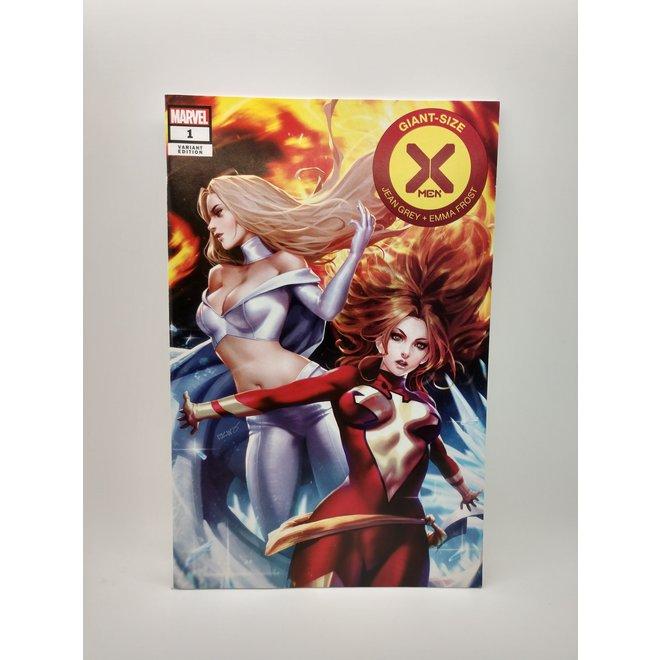 Giant Size X-Men #1 DX Derrick Chew Exclusive