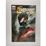 Champions: Outlawed #1 (Peach variant)