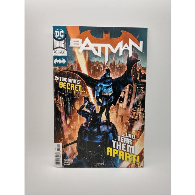 Batman #90 Designer's First Appearance