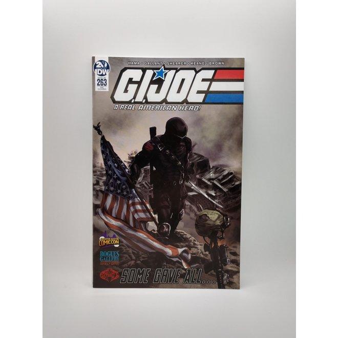 GI Joe #263 (Austin Comic Con)