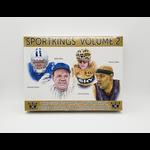 SAGE Collectibles 2021 Sage Sportkings Volume 2 Hobby Box