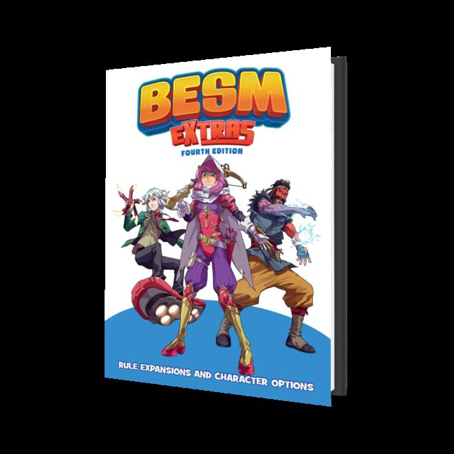 BESM: 4E - Extras