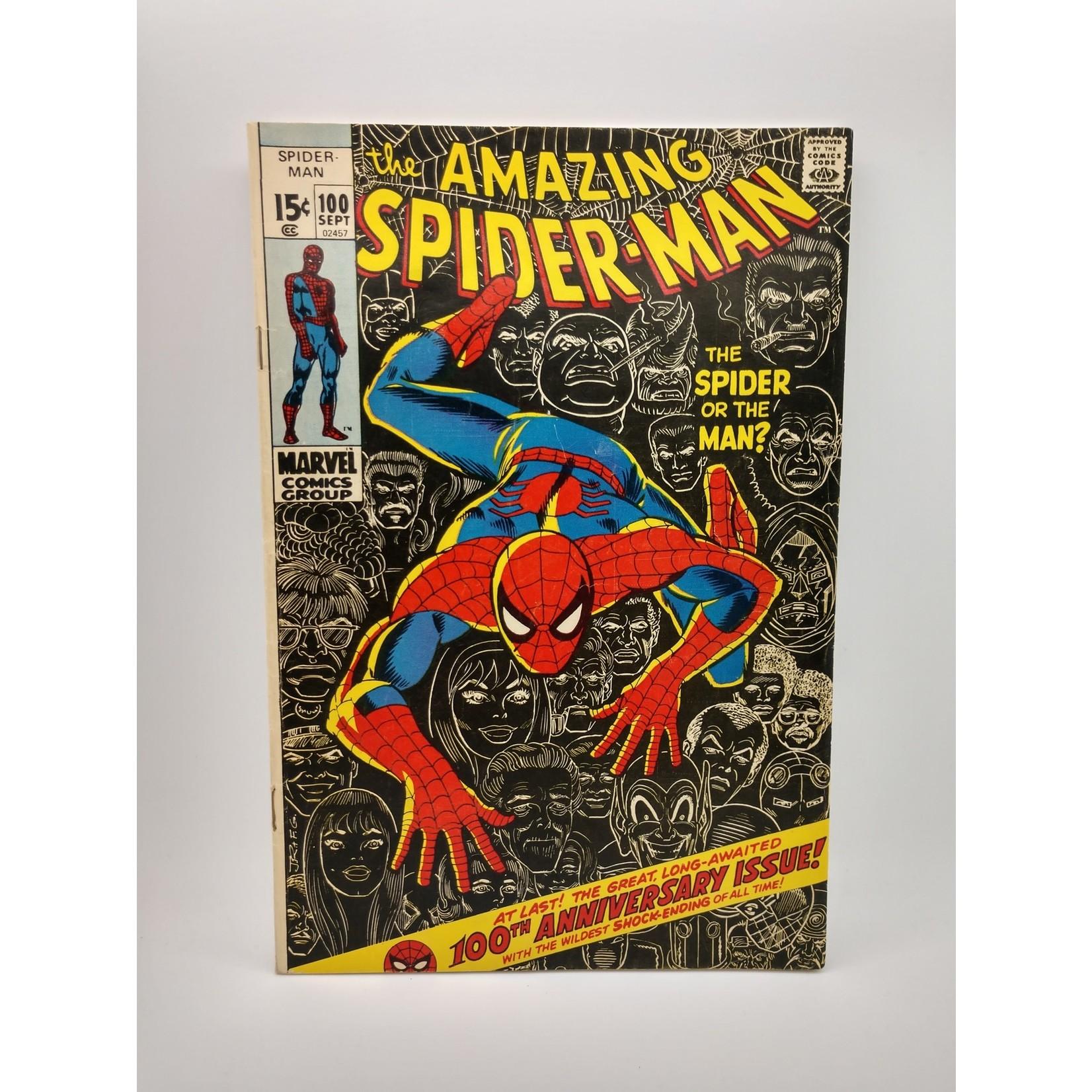 Amazing Spider-Man #100 (1963)