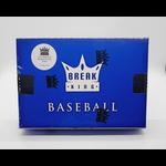 Break King 2021 Break King Baseball Premium Edition Hobby Box