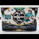 Panini America 2020 Panini Limited Football Hobby Box