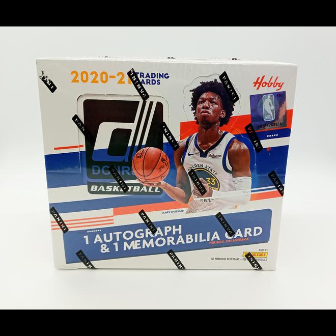 2020-21 Donruss Basketball Hobby Box
