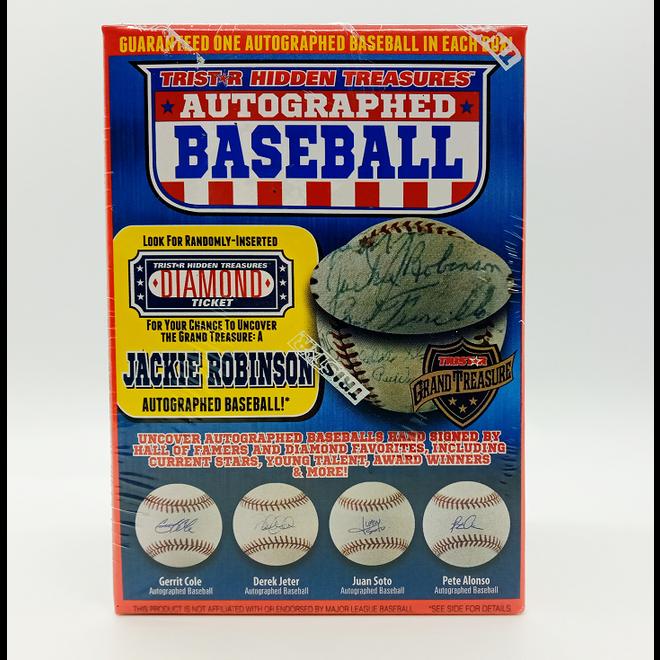 2020 Tristar Hidden Treasures Autographed Baseballs Series 11