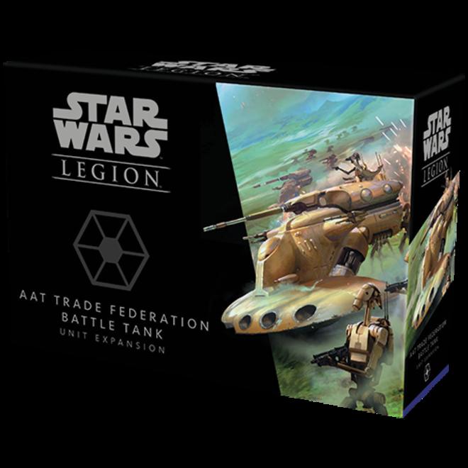 Legion - Trade Federation Battle Tank