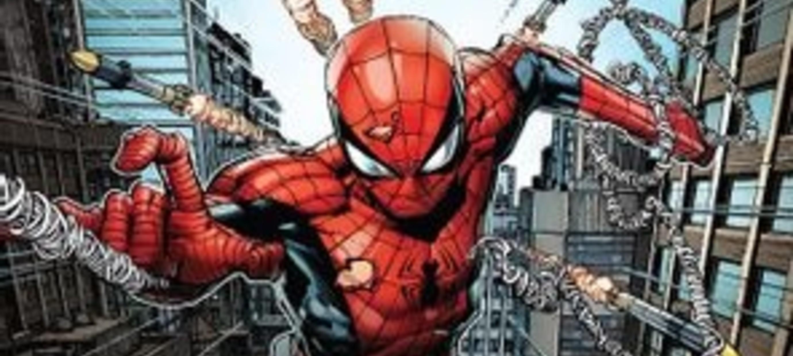 Comics Comics Comics   New Comic Release- NON STOP SPIDER-MAN