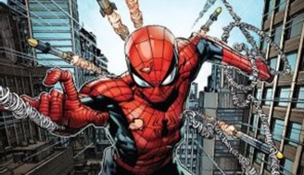 Comics Comics Comics | New Comic Release- NON STOP SPIDER-MAN