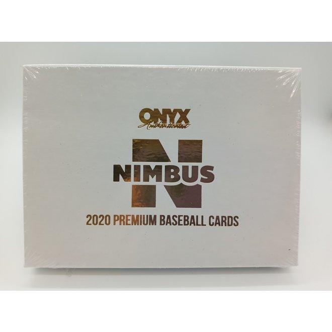 2020 Onyx Nimbus Baseball Hobby Box