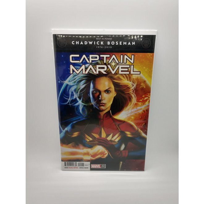 Captain Marvel #22 LGY #156 1st app of Sora