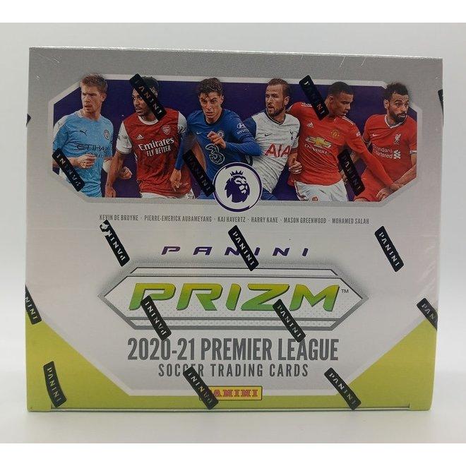 2020-21 Panini Prizm EPL Breakaway Soccer Hobby Box