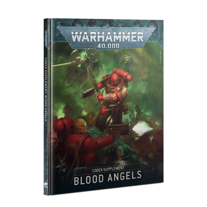 Codex: Blood Angels (2020)