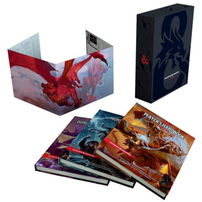 Dungeons & Dragons: 5th Edition - Core Rulebooks Gift Set