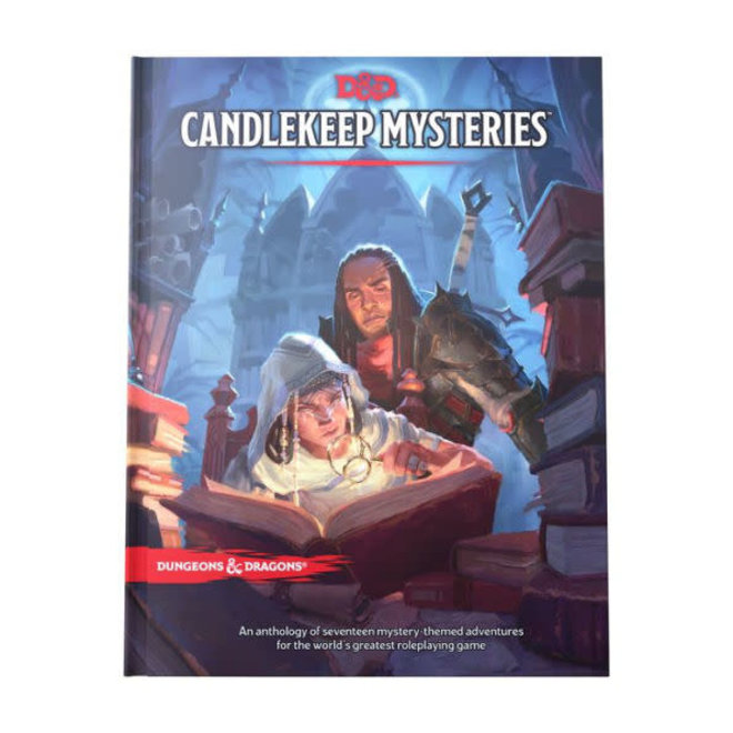 Dungeons & Dragons: 5th Edition - Candlekeep Mysteries