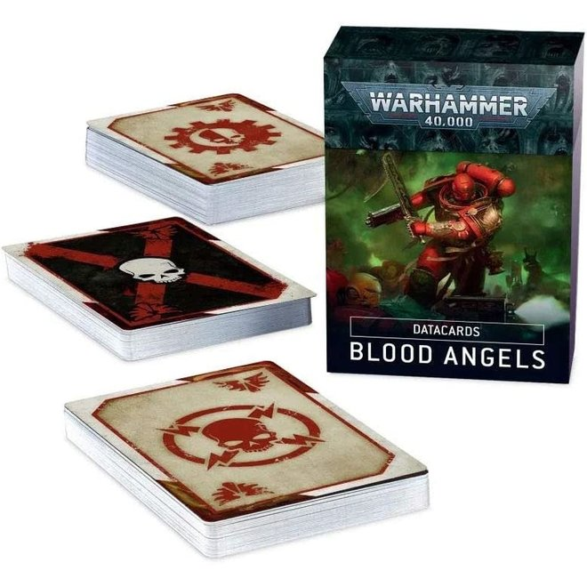 Datacards: Blood Angels