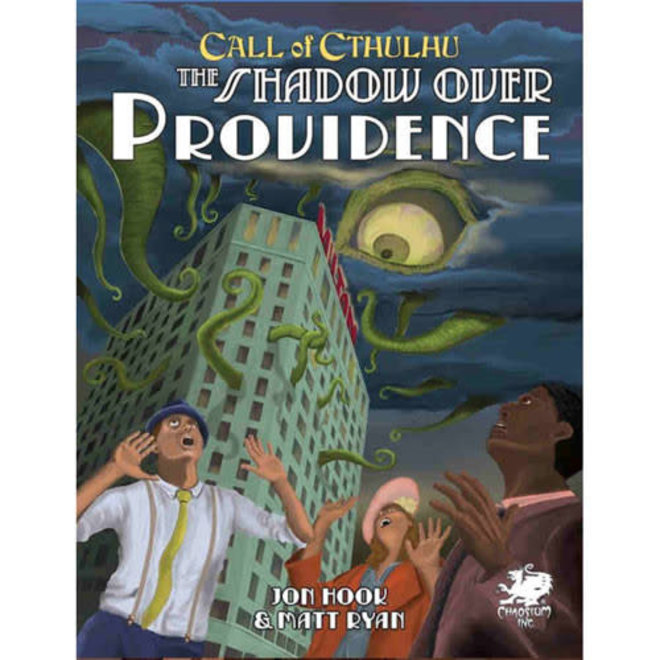 Call of Cthulhu 7E: Shadow Over Providence