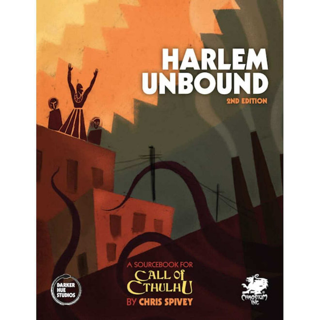 Call of Cthulhu 7E: Harlem Unbound