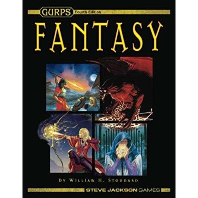GURPS: 4th Edition - Fantasy Genre Toolkit