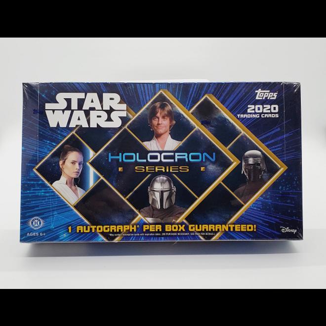 2020 Star Wars Holocron Series Hobby Box