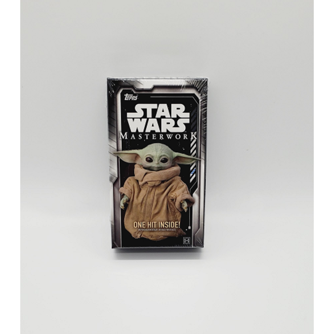 2020 Topps Star Wars Masterwork Mini Box