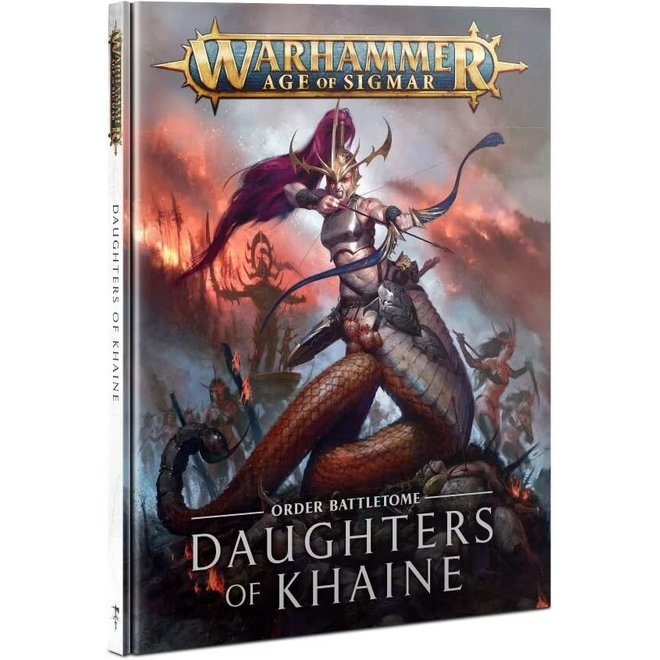 Battletome: Daughters of Khaine (2021)