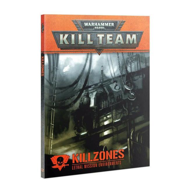 Warhammer 40,000: Kill Team - Killzones Rulebook