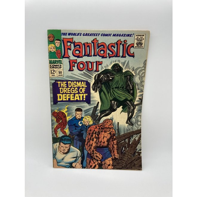 Fantastic Four #58 (1967)