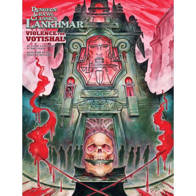 Dungeon Crawl Classics: Lankhmar - #4 Violence For Votishal