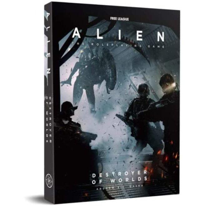 Alien - Destroyer of Worlds