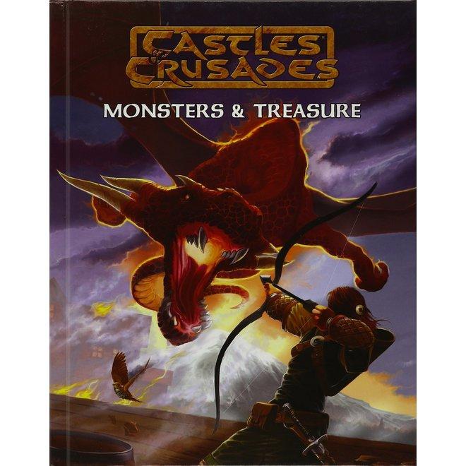 C&C - Monsters and Treasure